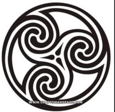 This is going to be my next tattoo, it's the Celtic symbol for compassion