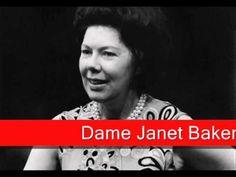 Dame Janet Baker: Handel - Ariodante, 'E vivo ancora! Scherza infida in ...