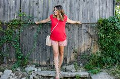 Anna Cobbs of Fleurdille featuring Michael Kors, Ann Taylor and @nordstrom