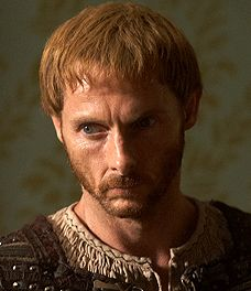 sean harris the borgias - Why do I like the BAD GUYS?  His awesome character is brutal yet moral, and fiercely loyal!!!  Micheletto - what an amazing character and actor!