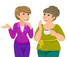 Mature ladies. Two mature women talking happily , #spon, #mature, #ladies, #Mature, #happily, #talking #ad