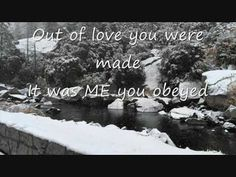 Out of Love Out of love you were made it was Me you obeyed That's how it was supposed to be Out of love when you fell I picked you up to make you well In hop. Love Him, My Love, Give It To Me, Let It Be, I Call You, Christian Songs, Words To Describe, Jesus Christ