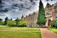 Smith Hall on the University of Washington campus by freeborn, via Flickr