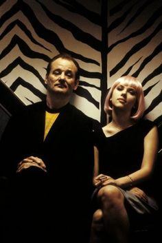 Lost in Translation....Loved this movie.