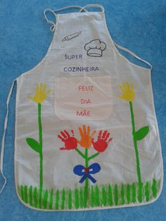 Prenda dia da mãe ( 2014) Brownies Activities, Mother's Day Activities, Diy Mothers Day Gifts, Parent Gifts, Happy Mother S Day, Happy Mom, Grandmother's Day, Footprint Crafts, Art N Craft