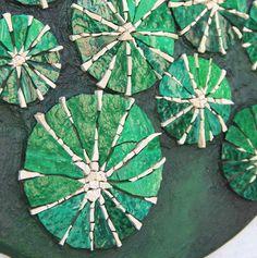 Mosaic Wall Art, Mosaic Diy, Mosaic Ideas, Bird Patterns, Mosaic Patterns, Slate Art, Tile Projects, Creepy Art, Art Mural