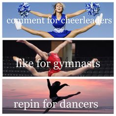 Cheerleading has gymnastics and dance in this sport. Dance Memes, Dance Quotes, Dance Humor, Modern Dance, Tumblr Ballet, Love Dance, Dancer Problems, Hip Problems, All About Dance