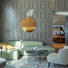 Earth toned palette + bold design by @purohotels 👌 #interiordesign #architecture #designinspiration #luxurylife #luxuryhomes #design #luxuryhomesmiami #Miami #fortlauderdale #Palmbeach #interiors #designer #architect #homedecor #interiorstyling #decor #realestate #homedesign #elledecor #interiordecorating #livingroominspo #architecturelovers #interiorstyle #designinspo #Luxurious #luxuryliving #interiordecor #modernhome #interiorinspo #art #artsy