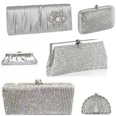 Silver Clutches