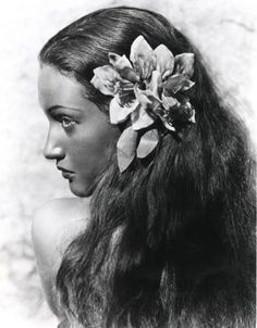 Dorothy Lamour / Born Mary Leta Dorothy Slaton December 10, 1914 New Orleans, Louisiana