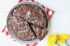 Suikervrije chocoladetaart van Annemieke