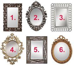 Válassz egy tükröt! – Elárulja, hogyan látnak mások!