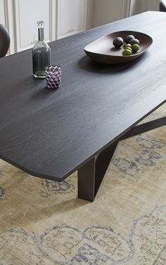 The Troy Rectangular Dining Table By Studio IQ Is Available In Two  Different Sizes. Available