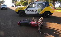 BLOG DO MARKINHOS: Acidente na Rodovia PRC 487 entre Cândido de Abreu...