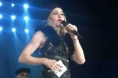 Madonna's Speech In Support Of Pussy Riot <3