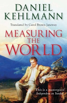 Measuring the World (£0.99 UK), by Daniel Kehlmann, is the Kindle Deal of the day for those in the UK (the US edition is $11.99).