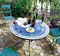 klassischer griechischer tavernentisch gartenm bel pinterest griechische gartenmoebel und. Black Bedroom Furniture Sets. Home Design Ideas