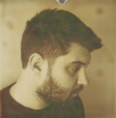 taken by Jeff Hutton using one of the very first batches of Impossible film in 2010