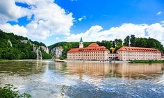 Weltenburg Abbey from the Danube.brewery with rooms. Do as part of the Danube cycle way ?