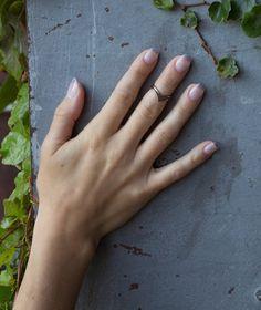 Zou jij rondlopen met transparante nagels? | Vitaya