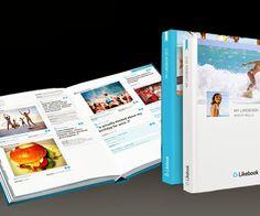 Libro en el que puedes guardar toda tu actividad en facebook | La Guarida Geek