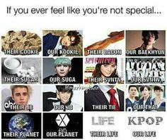 Tell them you're Hoseok's lady and you'll be special af without trying.