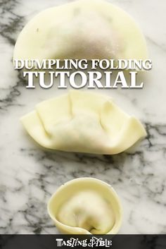 Master making Chinese dumplings at home with three simple techniques.