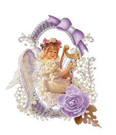 Картинки ангелов детей