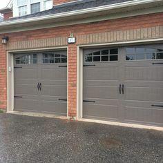 Black Garage Doors With Brick Garage Door Colors Black