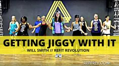 """""""Gettin Jiggy With It"""" 