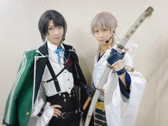 Stage Play, Actors, Touken Ranbu, Musicals, Cosplay, Shit Happens, Anime, Plays, Movie
