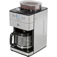 1000+ ideas about Coffee Maker With Grinder on Pinterest Best Coffee Maker, Good Coffee and ...