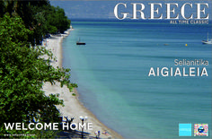Selianitika, Aigialeia, Greece, Selianitika, Greece — by Hellenic Travel & Events (HTE). #GoLocal. No matter, how's the weather... here you'll always find a calm cove to enjoy your swim. Selianitika has...