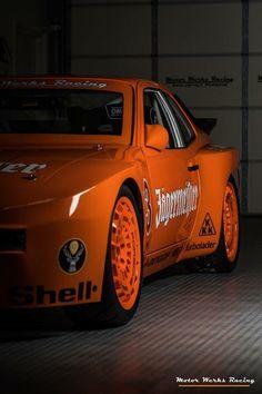 Porsche 944 Motor Werks Racing
