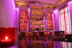 Champs Elysees Pershing Hall is a 5 star hotel. The interior design with shades of white, grey, beige, off-white creates a soothing and harmonious atmosphere. Nightly Rate From € 632 Including taxes & fees Best Paris Hotels, Top Hotels, 5 Star Hotels, Best Hotels, Bar Lounge, Champs Elysees, Hospitality Design, Shades Of White, Wall Design