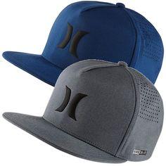 Hurley Men s Dri-Fit Icon Adjustable Hat Cap Hurley 4a4ec391f