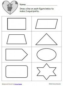 1000+ images about Fractions on Pinterest | Fractions worksheets, Math ...