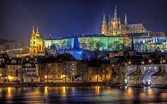 Praga – Cidade das Colinas - República Checa