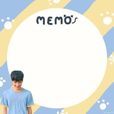 Note Memo, Seventeen Wonwoo, Sticky Notes, Studying, Bujo, Journaling, Divider, Printable, Stickers