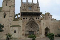 Catedral de Huesca. Aragón.