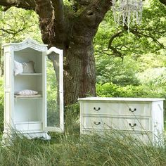 Provencal Classic White Chest of Drawers | French Chest - French Bedroom Storage Chest