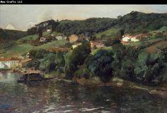 Joaquín Sorolla y Bastida - Landscape