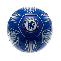 f6e72b09932 CHELSEA FC Size 1 Starburst Design Skill Ball. 32 Panel and in the club  colours