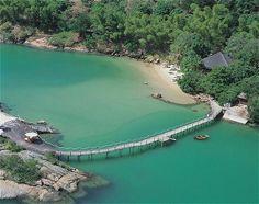 Ponta dos Ganchos Exclusive Resort – Santa Catarina, Brazil