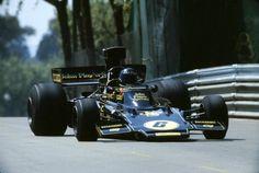 Jacky Ickx ~ Lotus 72E ~ 1975 Spain