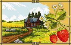 Клубника (фрукты, посмотреть)