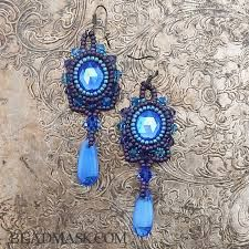 Image result for beaded cabochons