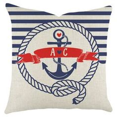 Personalized Overboard Pillow