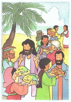 Children's Bible Stories from the Old Testament and New.  Illustrations, Puzzles, Songs and Videos.  Great for Sunday School or Homeschool Bible Lessons.