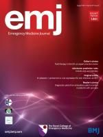 Reporting developments and advances in emergency medicine and acute care, EMJ has relevance to all specialties involved in the management of medical emergencies. Emergency Care, Emergency Medicine, Ready Readers, Cardiopulmonary Resuscitation, Cohort Study, Acute Care, Medical Journals, Medicine Journal, Travel Nursing